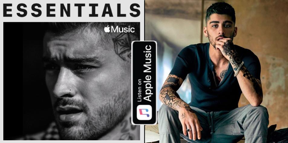 Apple Music- H&S Magazine's Best Artist Of The Week- ZAYN Essentials